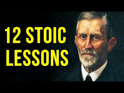 12 Stoic Lessons That Will Immediately Change Your Life – Ryan Holiday