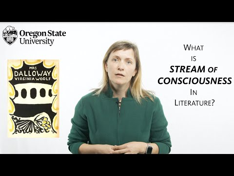 """""""What is Stream of Consciousness?"""": A Literary Guide for English Students and Teachers"""