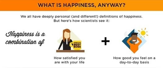 what is happiness