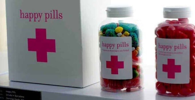 True Placebo: The Empty Pills And The Happiness Effect