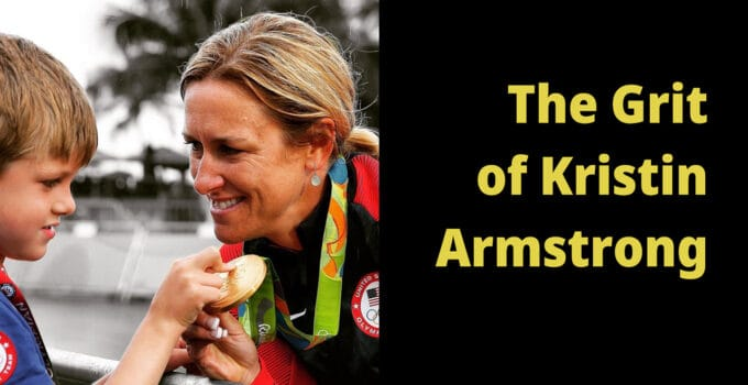 Kristin's Grit | Never Old For A Gold