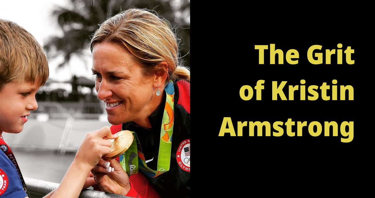 The Grit of Kristin Armstrong - Olympic Gold Medalist 2016