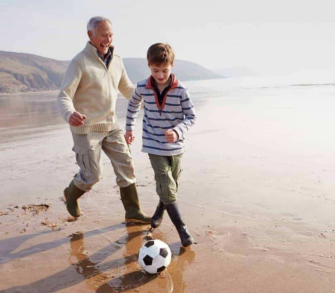 rewards of positive ageing