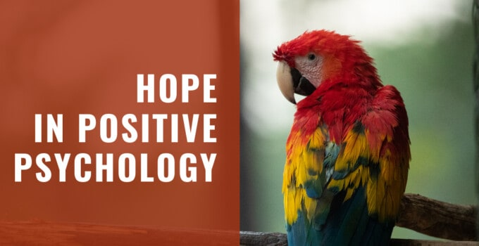 What Is Hope? Why It's Important To Hope? [Psychology]