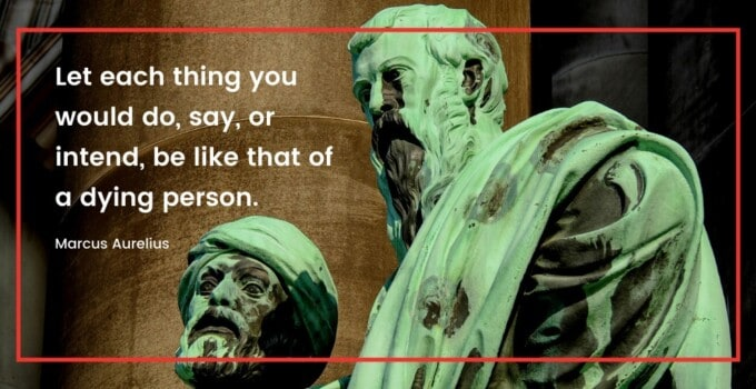 21 Most Unforgettable Stoic Quotes On Death