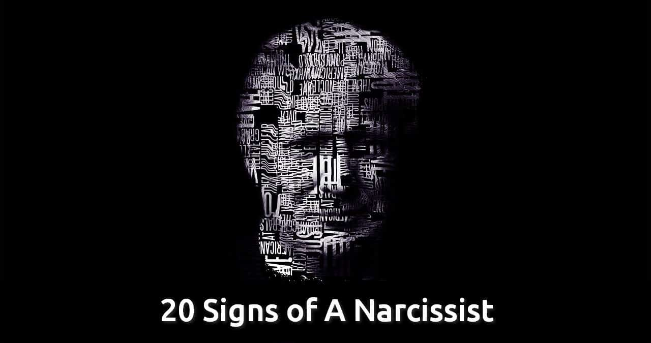 signs of a narcissist
