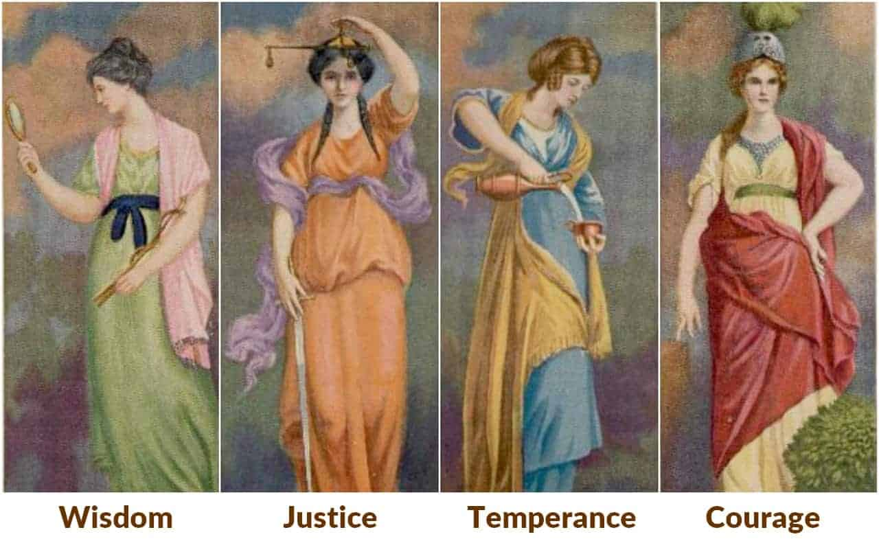 4-Stoic-Virtues-Wisdom-Justice-Temperance-Courage