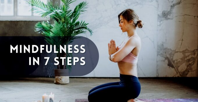 Mindfulness In 7 Steps | Little Guide For Beginners | Free PDF