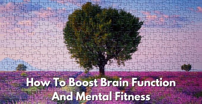 Foods & Exercises To Improve Brain Function & Mental Fitness